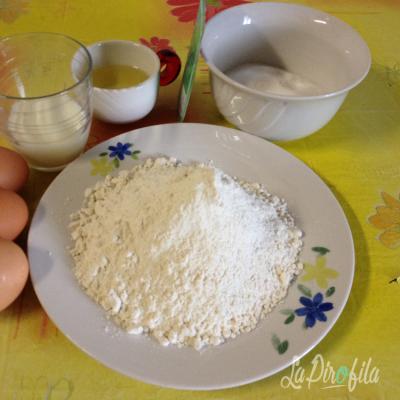 Torta Con Marmellata Di Mele Nashi