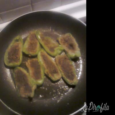 Peperoni Ripieni In Padella