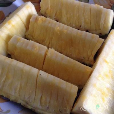 Ananas All'arancia