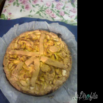 Crostata Con Zabaione