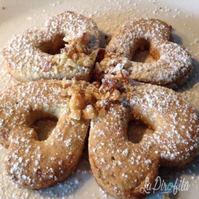 Biscotti Integrali Con Granella Di Noci