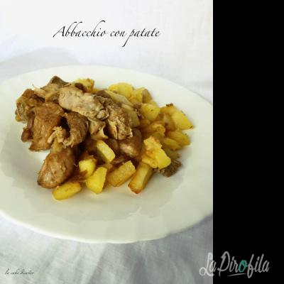 Abbacchio Con Patate